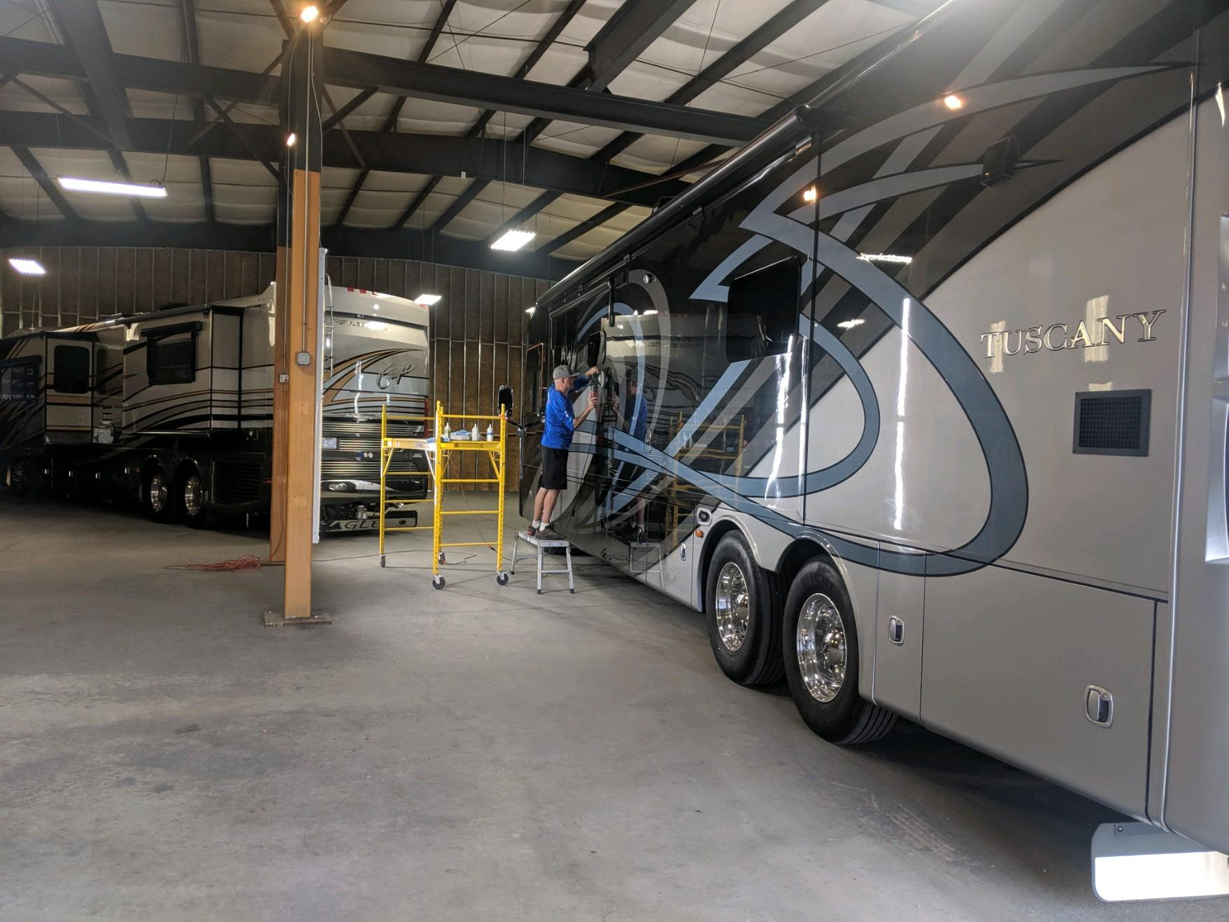 AutoworX Thanksgiving RV Detailing Specials Wilmington NC